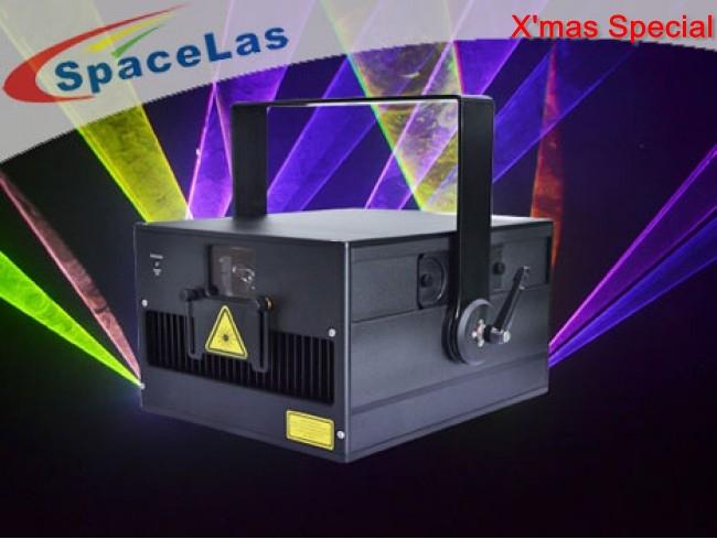 12Watt RGB dj laser show projector 2020 Christmas Laser