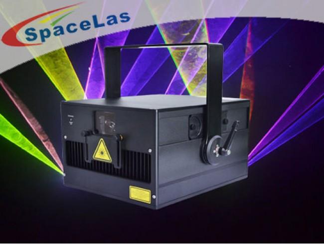12Watt RGB full color laser show projectors