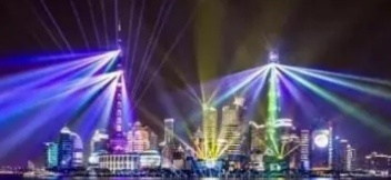 The most beautiful Chinese style light show