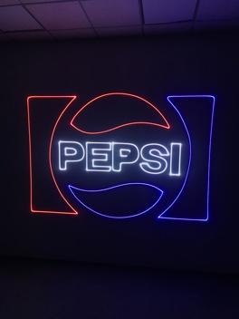 RGB laser projector Logo effect