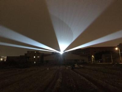 white Laser laser effect