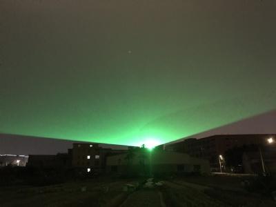 30watt RGB laser effect