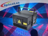 3watt RGB full color club laser projectors