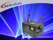 2Watt RGB full color club laser projectors with DMX512