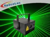 7Watt Green graphic beam laser show projectors
