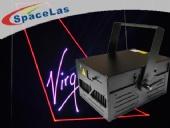 11watt RGB laser show projector