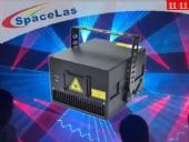 Double 11 3watt RGB dj club laser projector