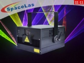 Double 11 12Watt RGB dj laser show projector