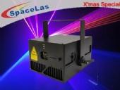 2020 6Watt RGB full color laser show projector Christmas Laser