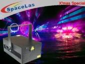 20Watt RGB dj show laser projector 2020 Christmas New Year Laser