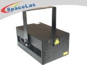 15W RGB white color laser show projectors