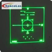 High speed galvo scanner systems ILDA30kpps